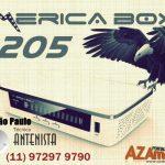 Atualização Americabox S205 Plus