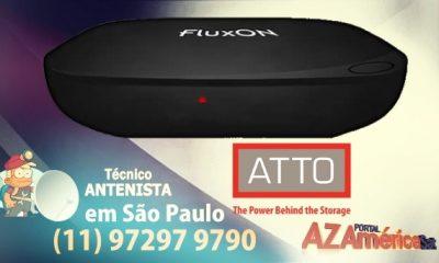 Atto FluxON Nova Atualização V0.3.19.0