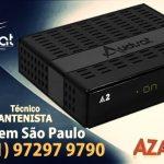 Atualização Audisat A2 Plus
