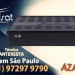 Atualização Audisat A2 HD