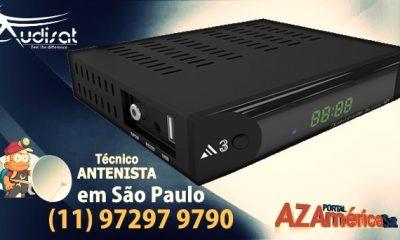 atualização Audisat A3