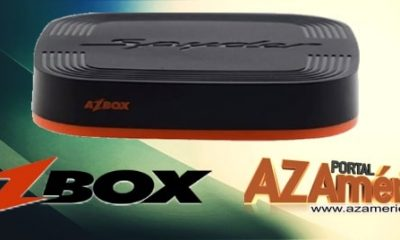 Azbox Spyder ACM Nova Atualização