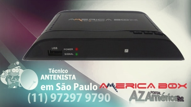 Americabox S105 HD