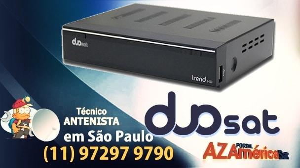 Duosat Trend HD Nova Atualização