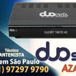 Duosat Trend HD Maxx Nova Atualização