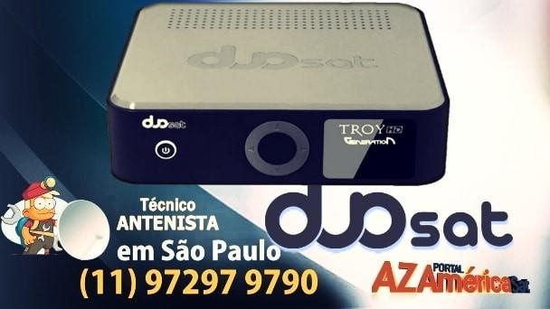 Duosat Troy HD Generation Nova Atualização