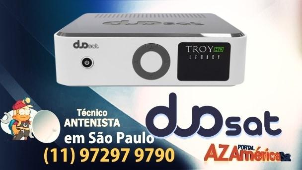 atualização Duosat Legacy HD