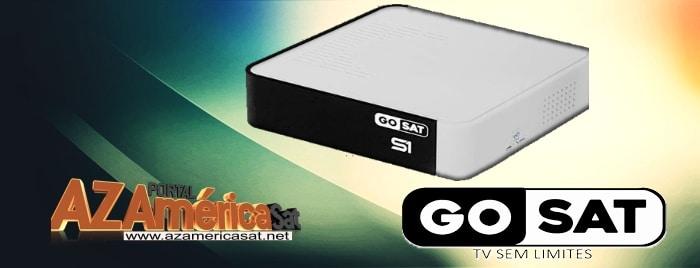 Gosat S1 HD Nova Atualização