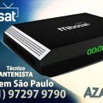 atualização do novo modelo Mibosat 2001 HD