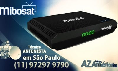 Atualização Mibosat 3001 HD