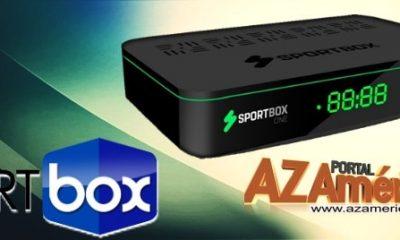Sportbox One Atualização