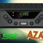 Alphasat Crhoma HD Nova Atualização