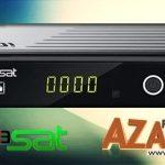 Alphasat GO Nova Atualização