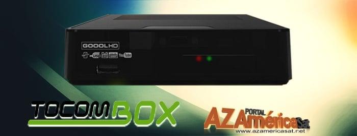 Tocombox Goool HD Nova Atualização