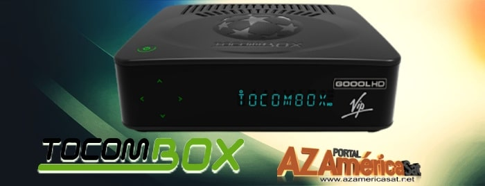 Tocombox Goool HD Vip Nova Atualização