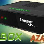 Tocombox Energy HD Nova Atualização