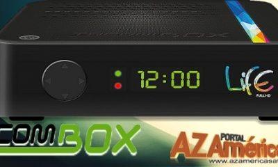 Tocombox Life HD Nova Atualização