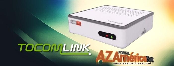 Tocomlink Cine HD3 NOVA ATUALIZAÇÃO