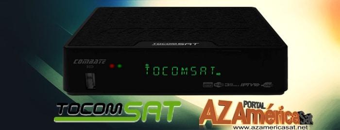 Tocomsat Combate HD Nova Atualização