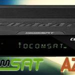Tocomsat Combate HD VIPTV Nova Atualização