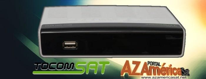 Tocomsat Duplo Lite HD Nova Atualização