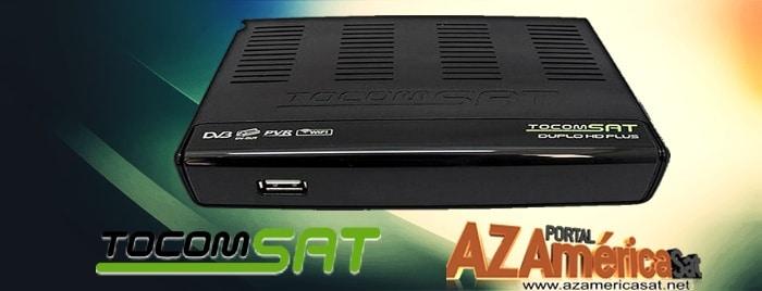 Atualização Tocomsat Duplo Plus HD V2.69