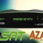 Tocomsat Phoenix HD Iptv Nova Atualização