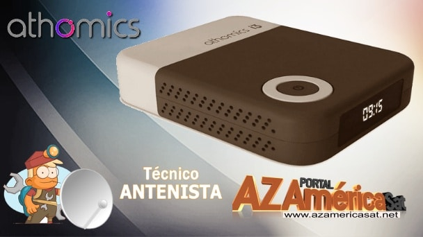 Athomics i3