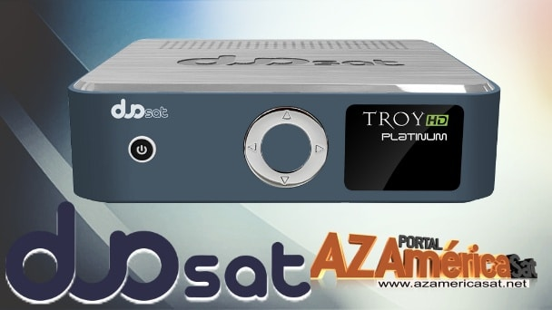 Duosat Troy HD Platinum
