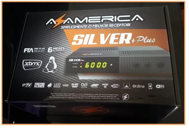 Azamerica Silver + Plus Primeira Atualização