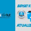 atualização audisat k30 - azamerica sat