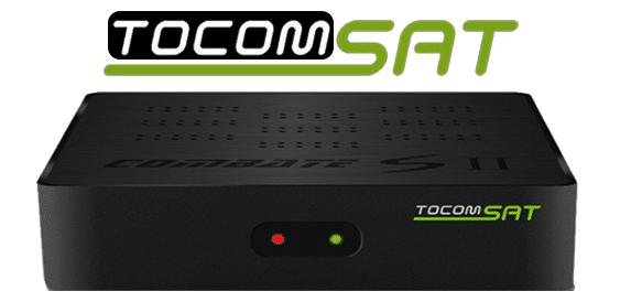 Atualização Tocomsat Combate S2