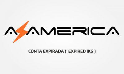 AZAMERICA - CONTA EXPIRADA ( EXPIRED IKS )