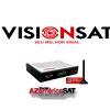 atualização visionsat studio 3 hd - azamerica sat