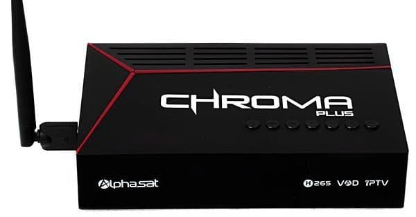 Alphasat Chroma Plus - Azamerica SAT