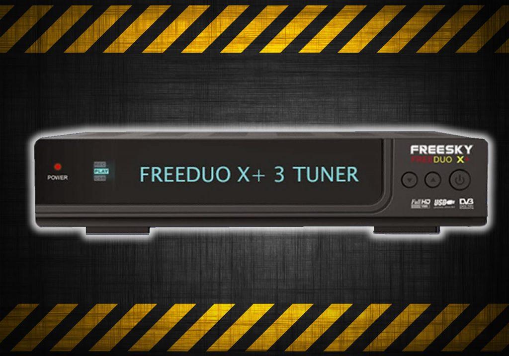 Freesky Freeduo X Plus