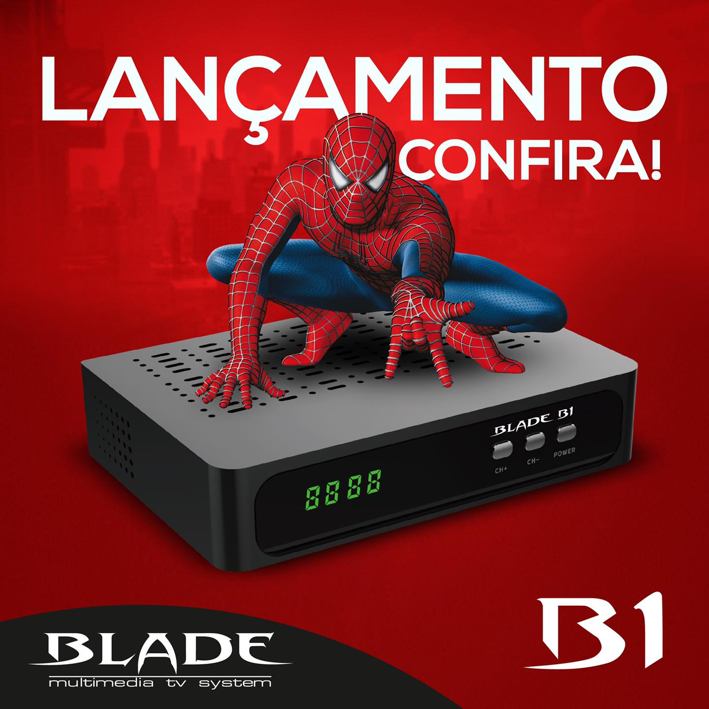 atualização Blade B1