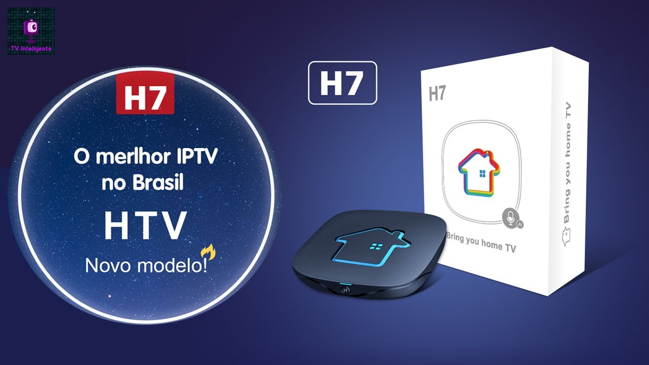 LANÇAMENTO HTV H7