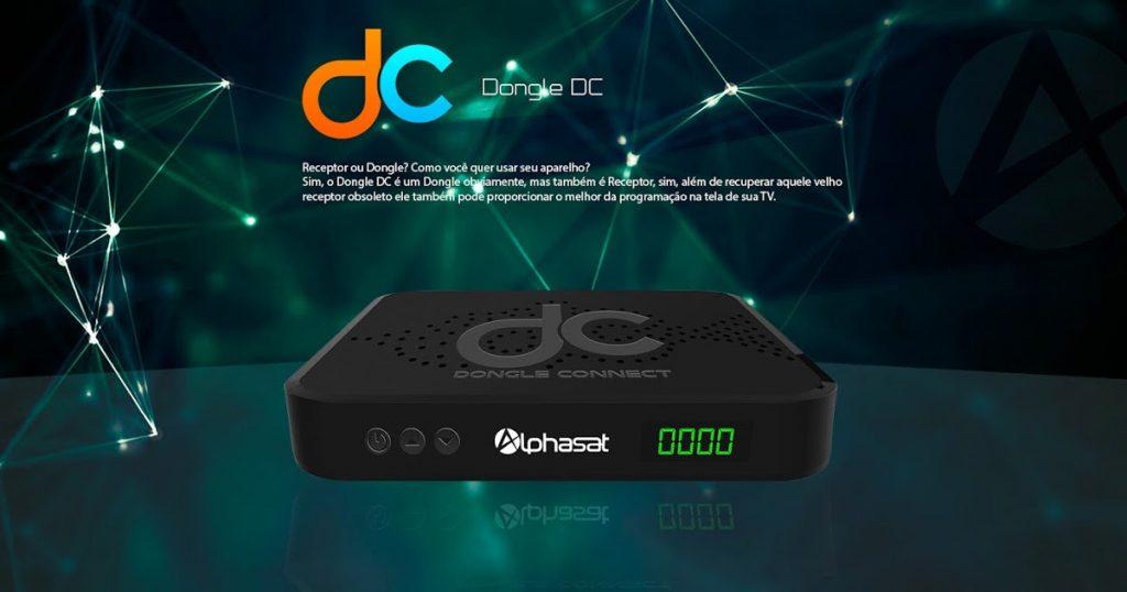 Alphasat Dongle Connect Plus