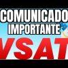 COMUNICADO vSAT