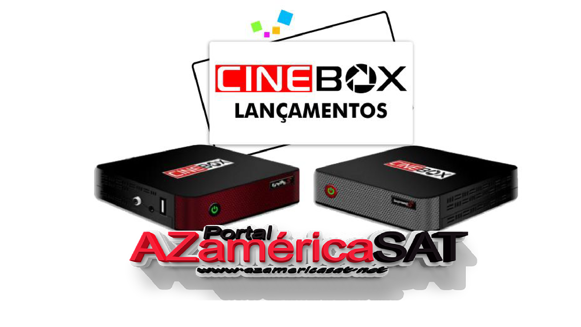 cinebox fantasia S e Cinebox Supremo S