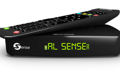 Alphasat Sense temos atualização
