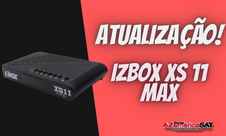 receptor IZbox XS 11 Max