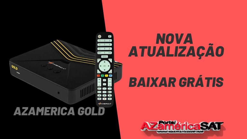 Nova Atualização AZAMERICA GOLD
