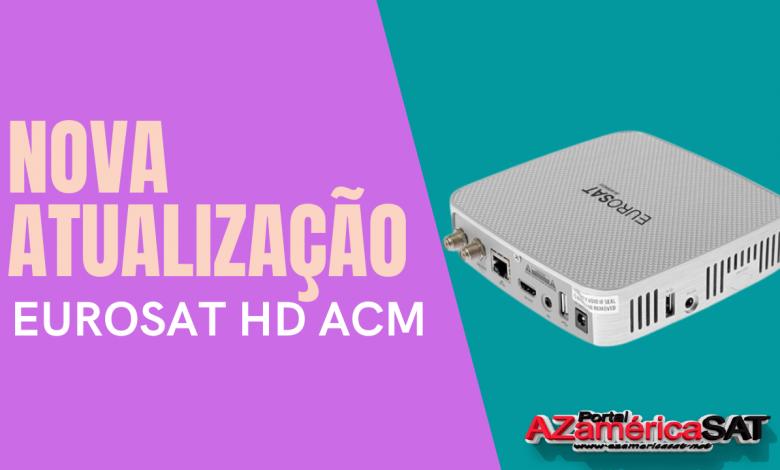 Atualização receptor Eurosat HD