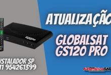 Nova Atualização Globalsat GS120 Pro