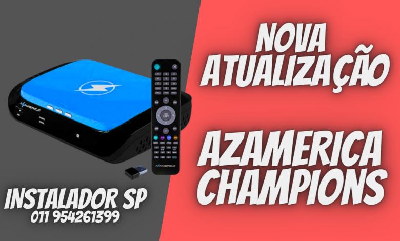 Nova Atualização azamerica champions confira