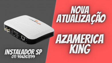 Azamerica king HD