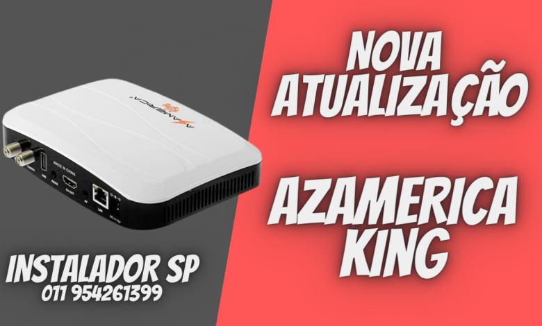 Azamerica king HD
