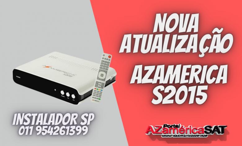 Nova Atualização azamerica s2015 - iks e sks